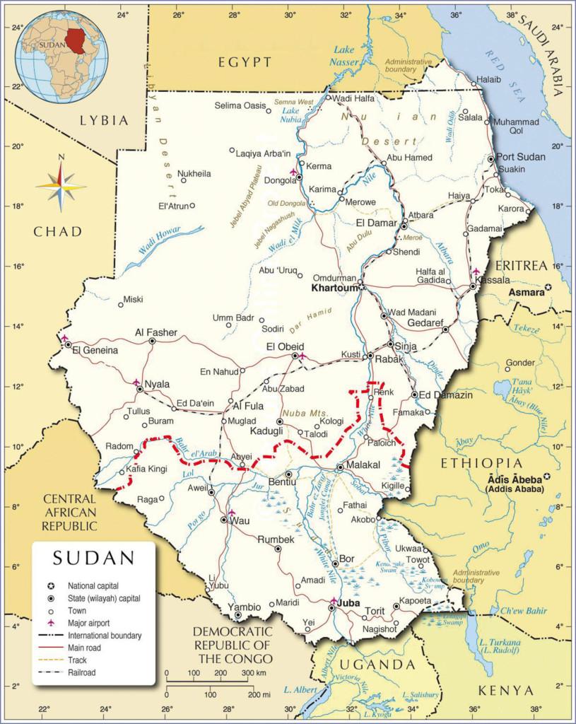 Израиль и Южный Судан: в нужное время в нужном месте