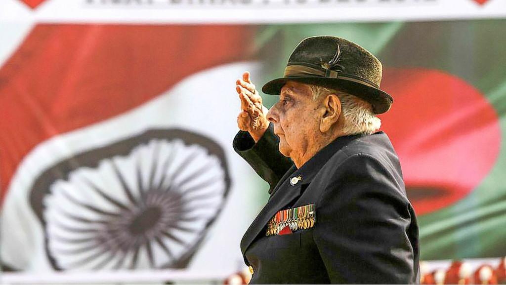 Генерал Джейкоб – еврей на службе Индии