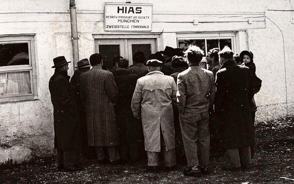 С приходом к власти в Германии национал-социалистов HIAS тщетно пыталась помочь оставшимся там евреям